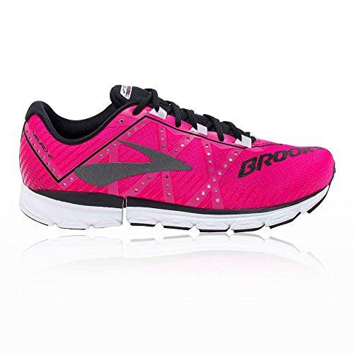 Rosa 2 Correr Mujer para Brooks para Zapatos Neuro 1xqOF