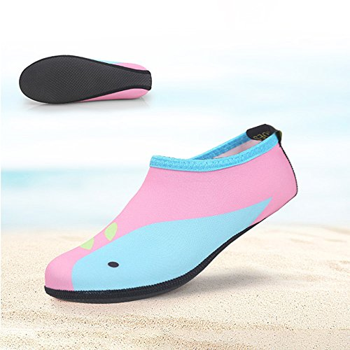 Swim 3 Women Children Diving Slip Non Water Wetsuit Children Men Aqua Socks Surf Sports Kid XFentech Style Beach Shoes q0BwUx