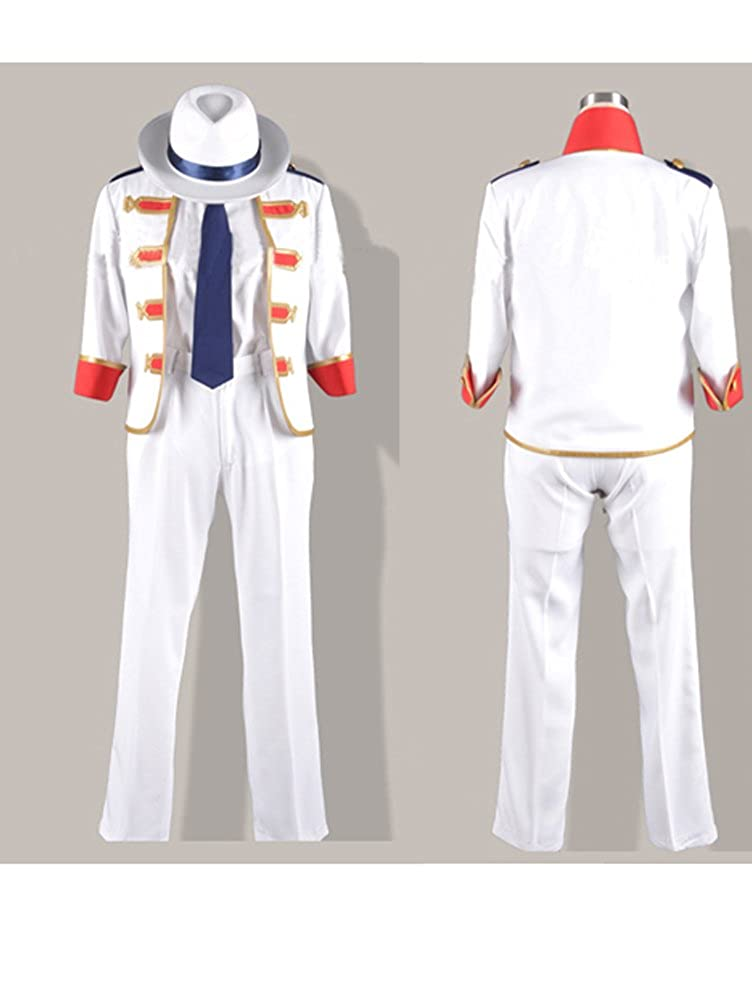 Amazon.com: Cuterole Cuterole Anime Kotobuki Reiji Uta No Prince Sama Cosplay Halloween Costume: Clothing