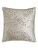 Donna Karan Reflection Sequin Decorative Pillow Size 12'' X 12''