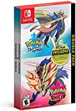 : Pokémon Sword and Pokémon Shield Double Pack - Nintendo Switch