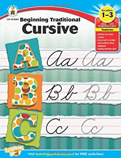 I never learned how to write in cursive?