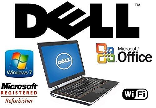 Powerful Latitude E6420 Laptop PC - Fast Intel Core i7 2.7GHz CPU / 12GB RAM / New Huge 2TB HDD - WiFi - DVD-RW - Windows 7 Pro 64-Bit OS +MS Office Notebook
