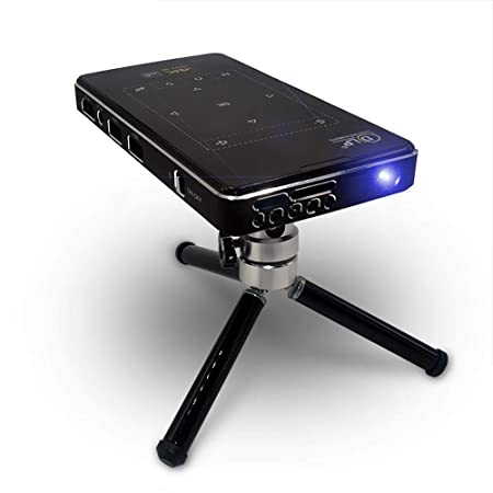 Ai LIFE Proyector DLP 4K HD portátil portátil Mini proyector Pico ...