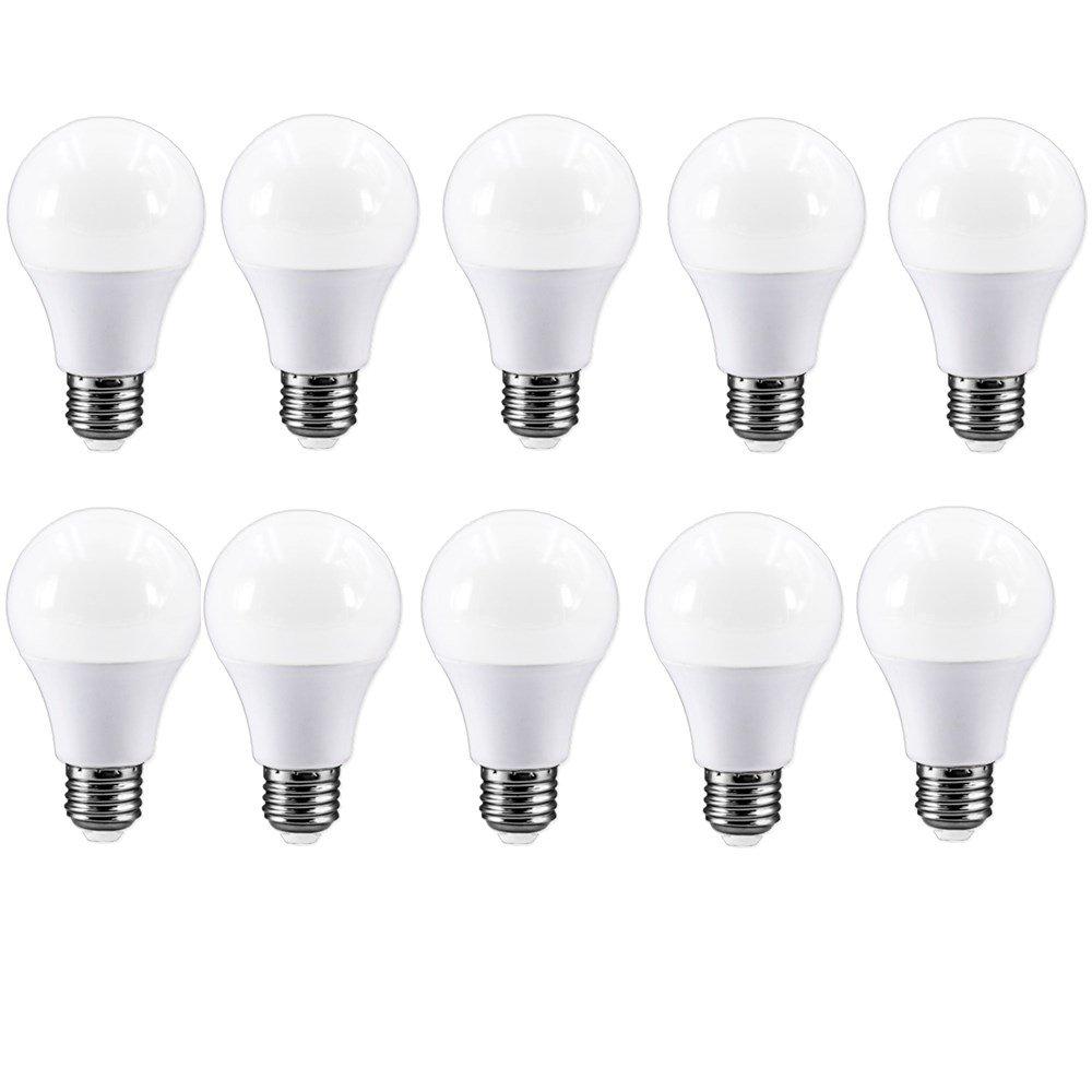 E27 Bombilla LED blanco cá lido bombilla equivalente a 40 W A60 Bombilla, 5 W, 400 lú menes para lá mparas de pared, lá mparas de mesa, lá mparas de techo, cocina, dormitorio, hä ng ende