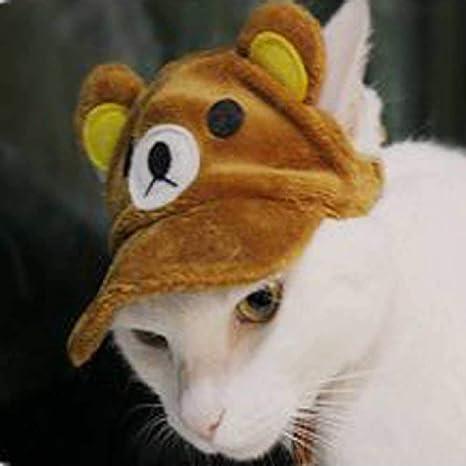 TUOTANG Sombrero de cumpleaños para Perros y Gatos, Gorro de ...