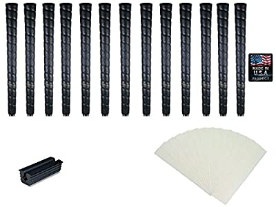 Tacki-Mac Midsize Pro Wrap Grip Kit (13 grips, tape, instructions)