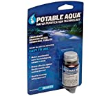 Potable Aqua Water Treatment Tablets ,50 Tablets (Pack of 2)