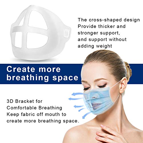 14% off 3D mask bracket for comfortable breathing