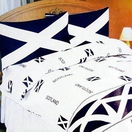 NYLIN Fundas Nórdicas Bandera Nacional Juego De Ropa De Cama