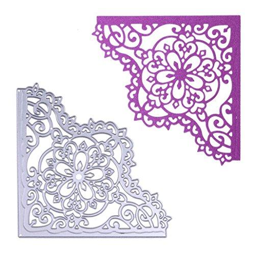 - Die Cuts,Lookatool Metal Cutting Dies Stencils DIY Scrapbooking Photo Album Paper Card Gift LDM-380