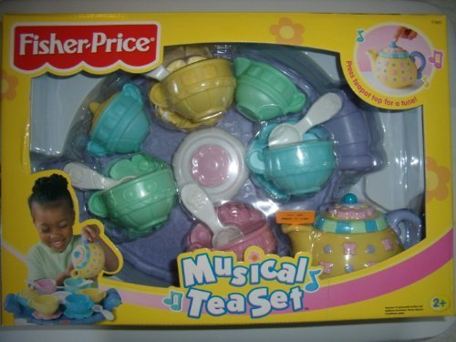 Fisher-Price Musical Tea