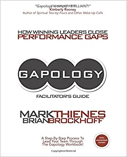 Book Gapology Facilitator's Guide