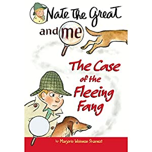 Nate the Great and Me: The Case of the Fleeing Fang Audiobook