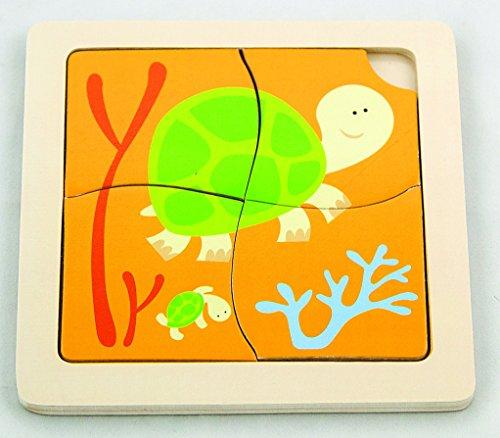 Original Toy Kids Children Turtle 1st Puzzles