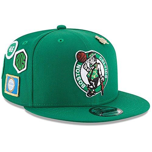 2b89acba5 Boston Celtics Draft Day Hat. New Era Boston Celtics 2018 NBA Draft Cap  9FIFTY Snapback ...
