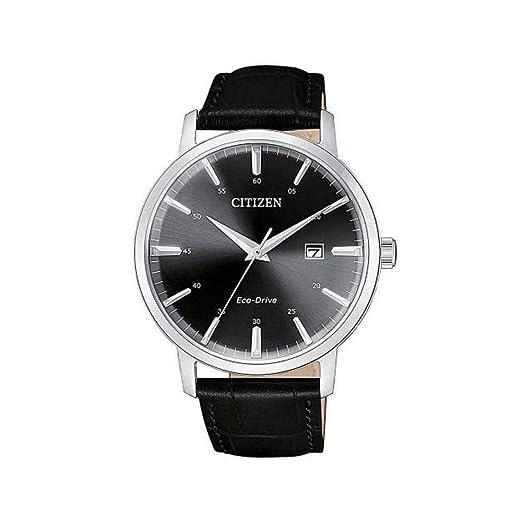 Reloj Citizen Eco-Drive de Hombre Classic en Acero bm7460 - 11E: Amazon.es: Relojes