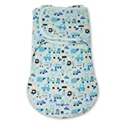 Summer Infant SwaddleMe WrapSack Blanket, Transport, Small