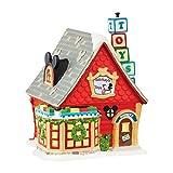 Department 56 Disney Village Mickey's Toy Store Figurine