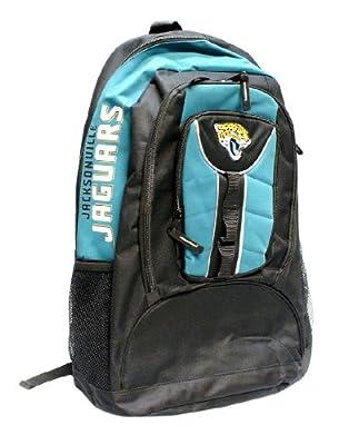 NFL Jacksonville Jaguars Colossus Backpack - Teal/Black