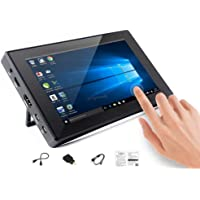New 7 inch HDMI LCD (H) (with case), IPS Capacitive Touch Screen Display LCD with Toughened Glass Cover 1024x600…