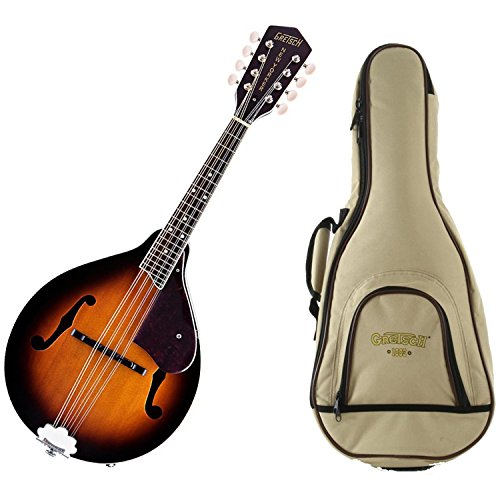 Gretsch G9320 New Yorker Deluxe Acoustic/Electric Mandolin w/ Gig Bag (Gretsch Electric compare prices)