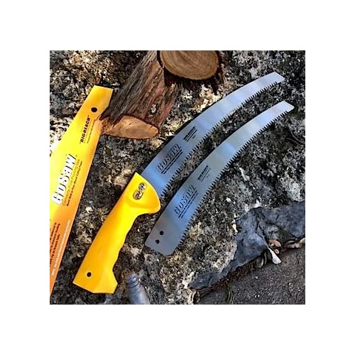 """""""GoSaw"""" Combination Pole-Mount & Hand-Held Pruning Saw (13-inch)"""