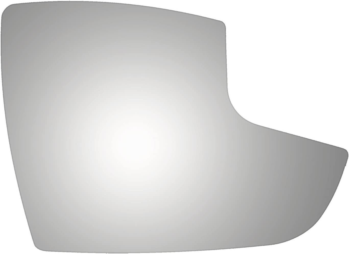 Fits 12-16 Focus Right Pass Lower Mirror w//Adhesive USA Glass Lens Only