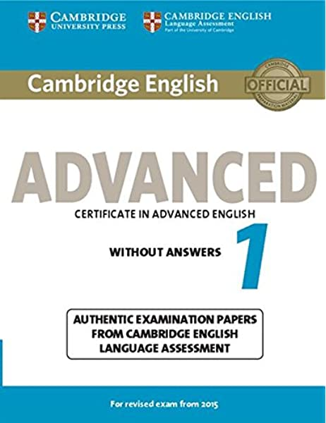 Cambridge English Advanced. For updated exams. Students book ...