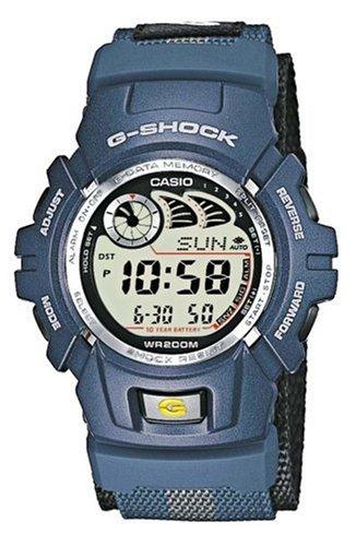 Casio G-Shock Reloj para Hombre con cronógrafo y Azul Correa de Resina g-2900V-2ver 1