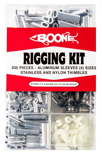 (Boone Rigging Kit, 335-Piece)