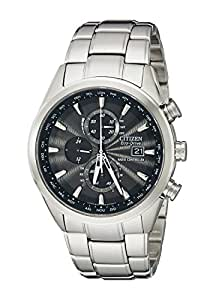 Citizen Men's AT8010-58E Stainless Steel Eco-Drive Dress Watch