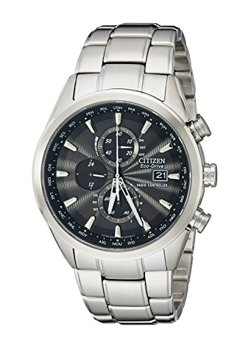 Citizen AT8010 58E Stainless Steel Eco Drive