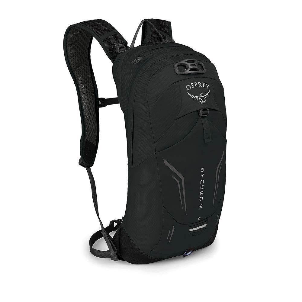 Osprey Syncro 5メンズマルチスポーツパック - ブラック(O/S)   B07GHJVG1Q