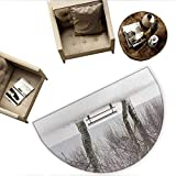 Best Better Homes & Gardens Outdoor Benches - Tree Semicircle Doormat Bench in The Snow Between Review