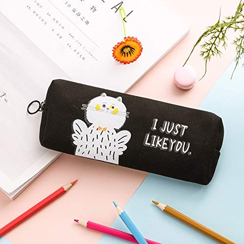 Amazon.com : Pencil case - Cat Pencil case School Supplies ...