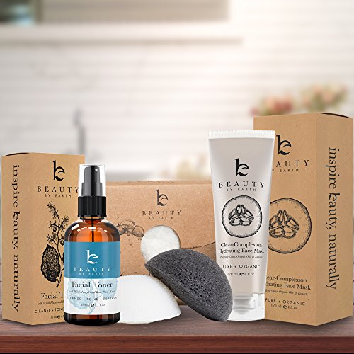 beauty-by-earth-skincare-bundle-facial-toner-konjac-sponges-face-mask-made-with-natural-organic-ingr