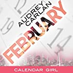 February: Calendar Girl, Book 2 | Audrey Carlan
