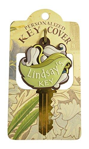 Personalized Key Covers, Key Hook, Lindsay (421530241)