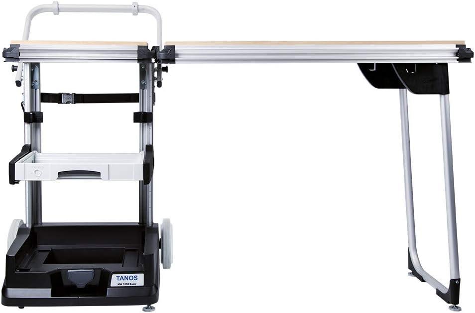 Tanos Sys MW 1000 Mobile Taller Incluye Guía y mesa: Amazon.es ...