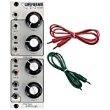 Pittsburgh Modular Lifeforms 2+2 Mixer Eurorack Synth Module w/ 2 Cables