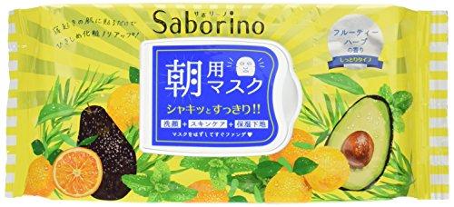 BCL SABORINO Morning Mask sheets product image