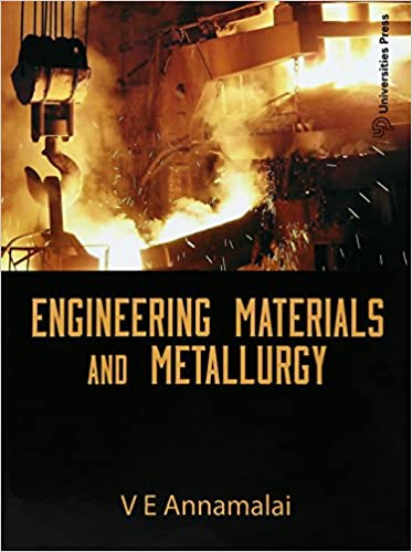 Engineering Materials And Metallurgy Book