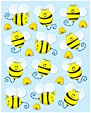 Amazon Price History for:Carson Dellosa Bees Shape Stickers (168019)