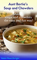 There are times in your life when you want to eat light and soups and chowders always fit perfectly. Hot soups warm you quickly in the cold and cold soups and chowders keep you easy and breezy in the hot lazy days of summer.  Soups and Chowde...