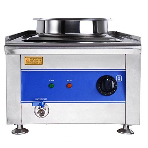 CHIMAERA Commercial Dual Countertop Food Warmer - Soup Station - Steamer by CHIMAERA
