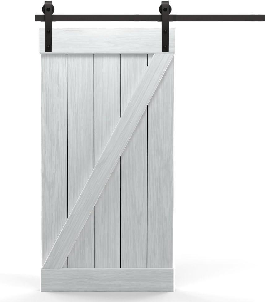 DURAGADGET Pomos Puerta Corredera el diseño clásico de Z, madera ...