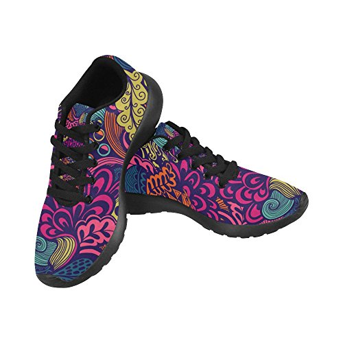 Women's Sneaker Lightweight Walking Athletic InterestPrint Go Jogging Comfort Running Sports Easy Shoes gdxIqw6I