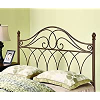 Coaster 300186QF Home Furnishings Headboard, Queen/Full, Brown