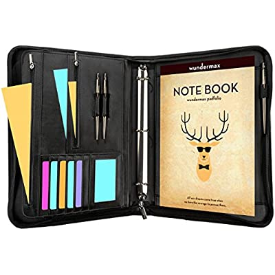 wundermax-portfolio-binder-zippered